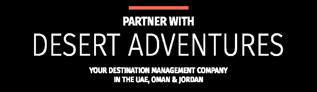 Desert Adventures Destination Management Company